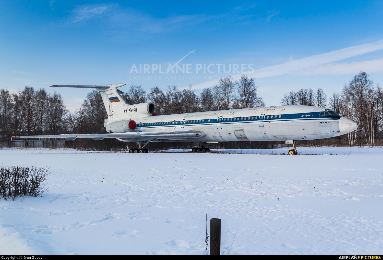 Ulyanovsk Higher Civil Aviation School RA-85470 aircraft at Ulyanovsk - Baratayevka