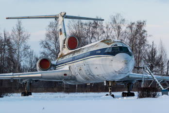 RA-85061 - Ulyanovsk Higher Civil Aviation School Tupolev Tu-154B