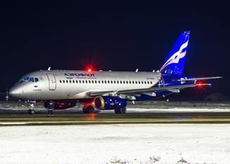 RA-89108 - Aeroflot Sukhoi Superjet 100