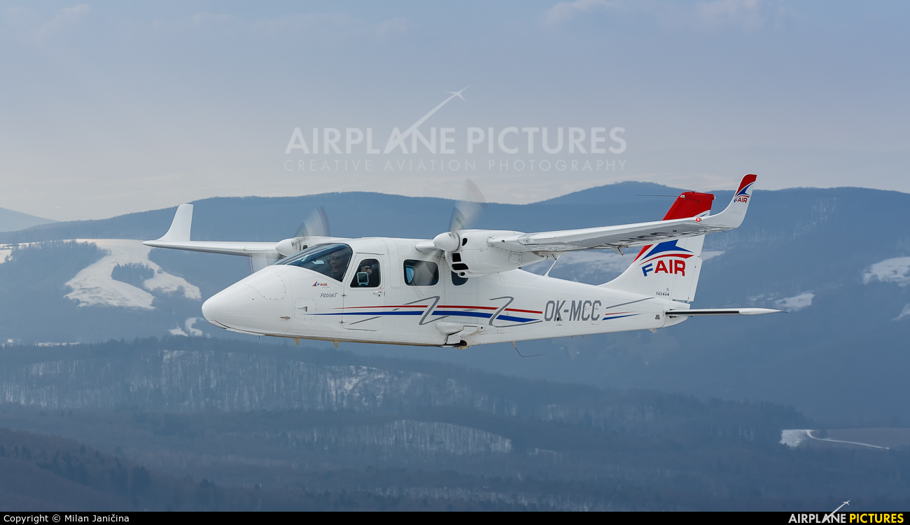 F-Air OK-MCC aircraft at In Flight - Slovakia
