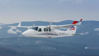 OK-MCC - F-Air Tecnam P2006T