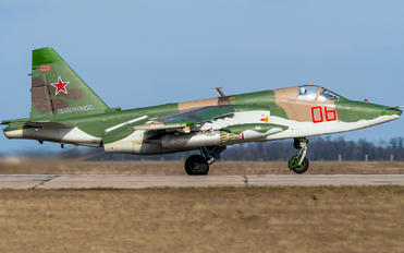 06 - Russia - Air Force Sukhoi Su-25