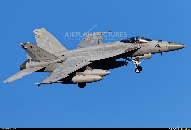 USA - Navy NF212 aircraft at Atsugi AB
