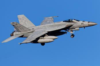 NF212 - USA - Navy Boeing F/A-18E Super Hornet