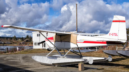 C-GTDL - Private Cessna 180 Skywagon (all models)