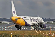 G-OZBN - Monarch Airlines Airbus A321 aircraft