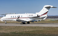 CS-CHF - Private Bombardier BD-100 Challenger 350 series aircraft