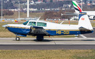 HB-DGI - Private Mooney M20K aircraft