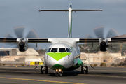 EC-MHJ - Binter Canarias ATR 72 (all models) aircraft