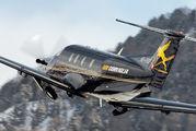 HB-FVD - Air Corviglia Pilatus PC-12 aircraft