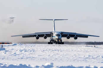 RF-78813 - Russia - Air Force Ilyushin Il-76 (all models)