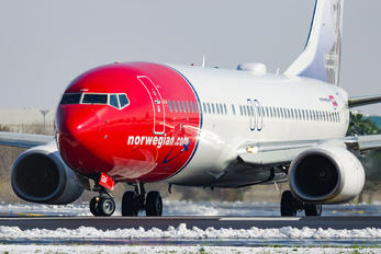 EI-GBF - Norwegian Air International Boeing 737-800