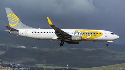 YL-PSI - Primera Air Nordic Boeing 737-800