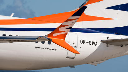 OK-SWA - SmartWings Boeing 737-8 MAX