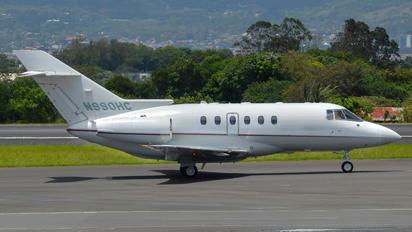 N990HC - Private Raytheon Hawker 800XP