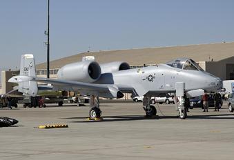 80-0168 - USA - Air Force Fairchild A-10 Thunderbolt II (all models)