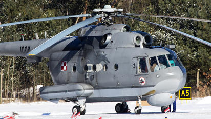 1008 - Poland - Navy Mil Mi-14PL