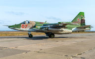 07 - Russia - Air Force Sukhoi Su-25 aircraft