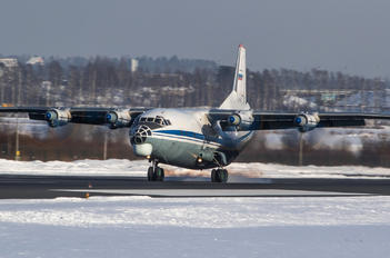 RF-12556 - Russia - Air Force Antonov An-12 (all models)