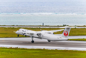 JA83RC - Ryukyu Air Commuter de Havilland Canada DHC-8-400Q / Bombardier Q400