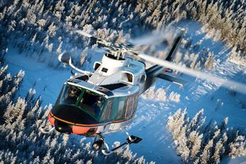 OH-HVK - Finland - Border Guard Agusta / Agusta-Bell AB 412