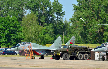 67 - Belarus - Air Force Mikoyan-Gurevich MiG-29UB