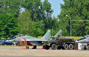 67 - Belarus - Air Force Mikoyan-Gurevich MiG-29UB