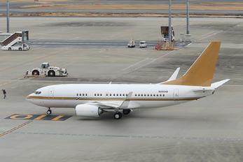 N930HB - Nanshan Jet Boeing 737-700 BBJ