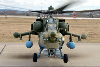 RF-13654 - Russia - Air Force Mil Mi-28