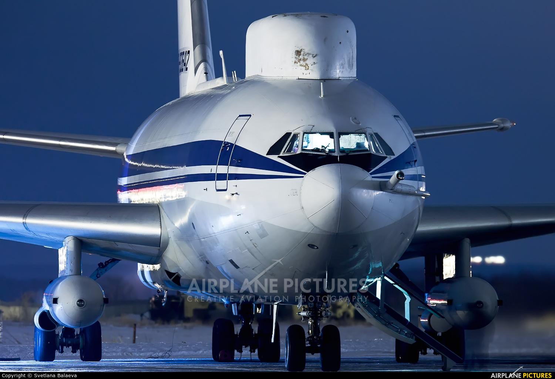 Russia - Air Force RF-93642 aircraft at Novosibirsk
