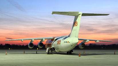EC-MCL - TNT British Aerospace BAe 146-300/Avro RJ100