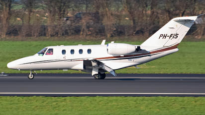 PH-FIS - Private Cessna 510 Citation Mustang