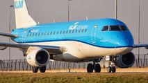 PH-EXM - KLM Cityhopper Embraer ERJ-175 (170-200) aircraft