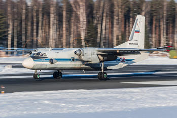 RF-36009 - Russia - Air Force Antonov An-26 (all models)