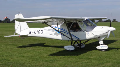G-CICG - Private Ikarus (Comco) C42