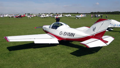 G-SHMN - Private Alpi Pioneer 300