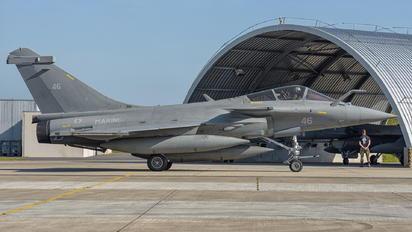 46 - France - Navy Dassault Rafale M