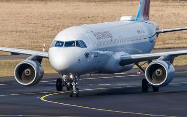 D-AEWL - Eurowings Airbus A320