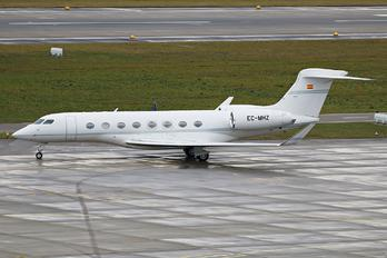 EC-MHZ - Private Gulfstream Aerospace G650, G650ER