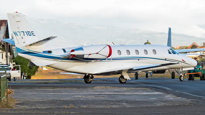 N771DE - Private Cessna 560XL Citation Excel