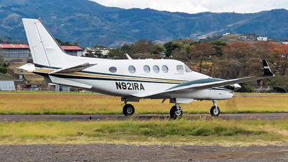 N921RA - Private Beechcraft C90GTi King Air