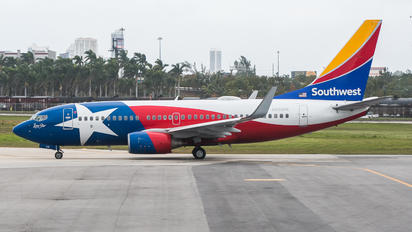 N931WN - Southwest Airlines Boeing 737-700