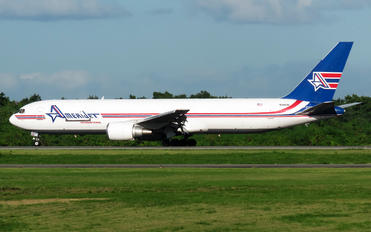 N316CM - Amerijet International Boeing 767-300F
