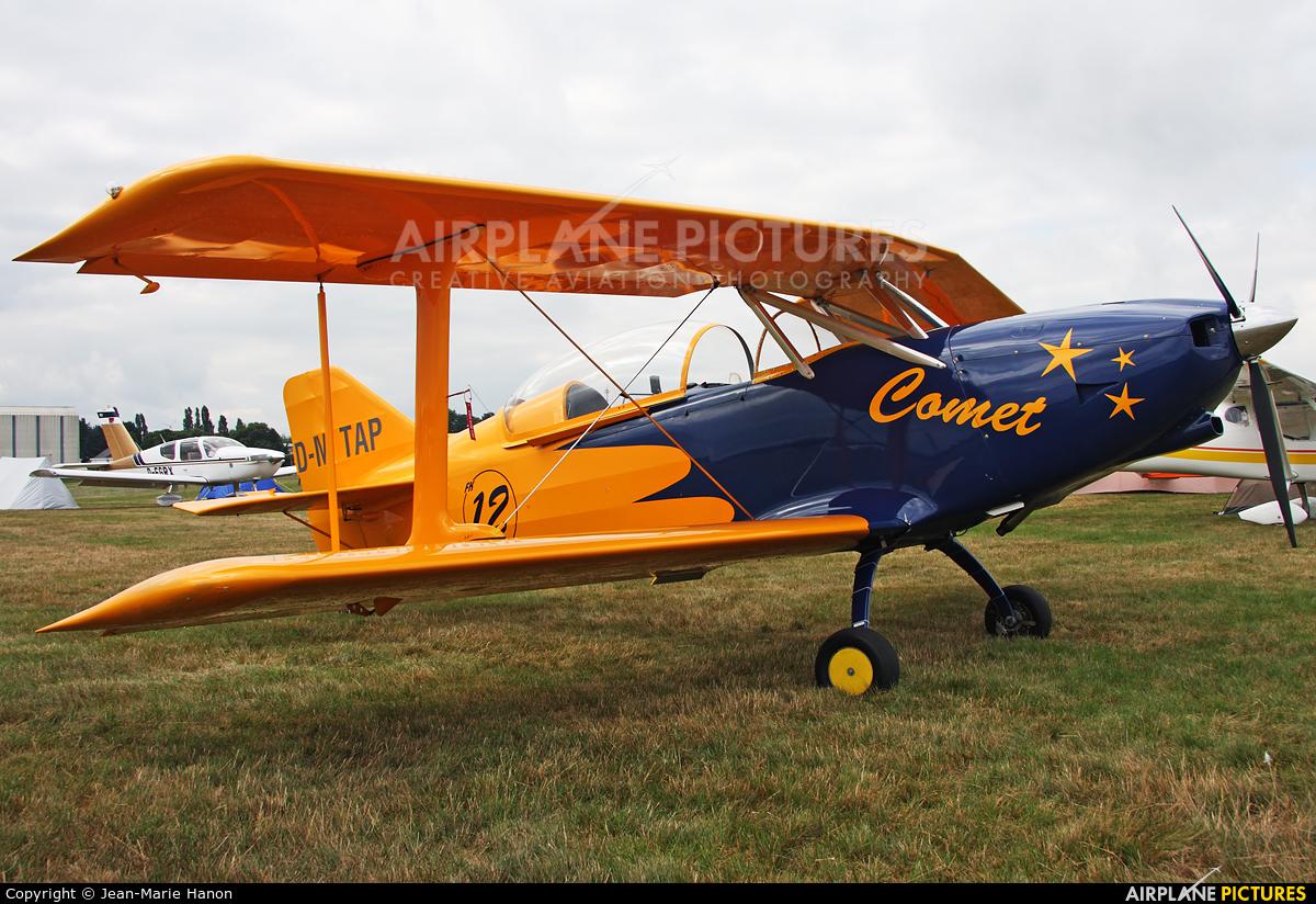 Private D-MTAP aircraft at Diest Schaffen