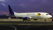 G-JMCZ - West Atlantic Boeing 737-400F aircraft