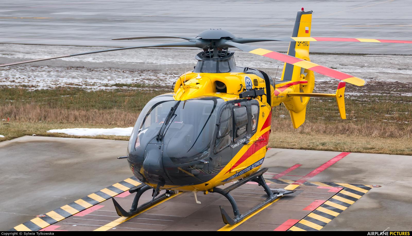 Polish Medical Air Rescue - Lotnicze Pogotowie Ratunkowe SP-HXC aircraft at Kraków - John Paul II Intl