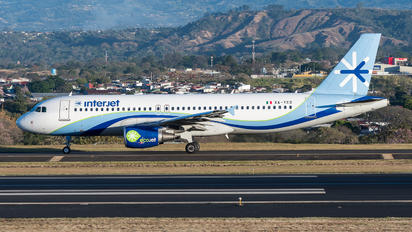 XA-YES - Interjet Airbus A320