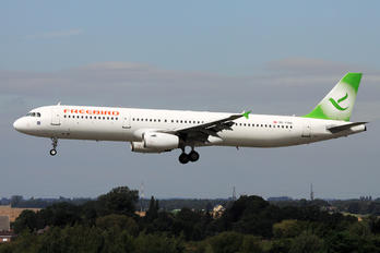 TC-FBG - FreeBird Airlines Airbus A321