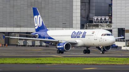 VT-GOJ - Go Air Airbus A320