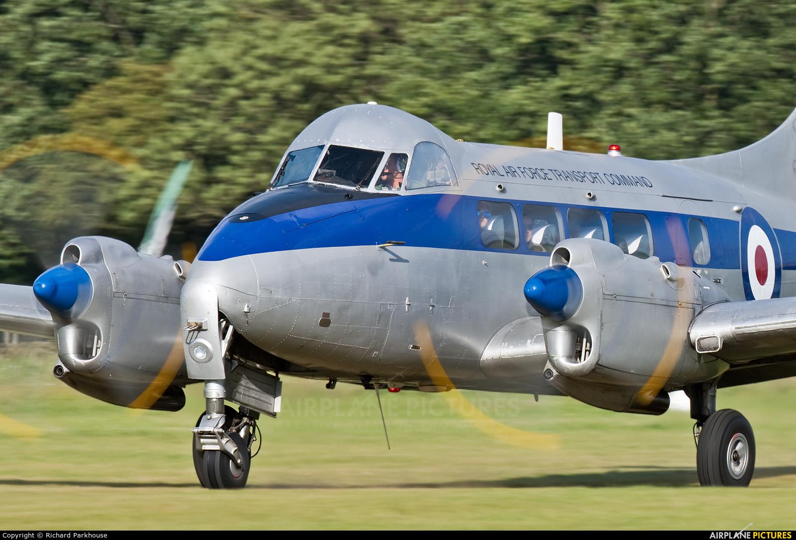 Aero Legends G-DHDV aircraft at Lashenden / Headcorn